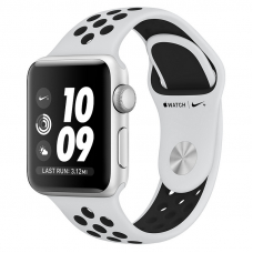 Apple Watch S3 NIKE 42mm Silver / Pure Platinum Sport Band