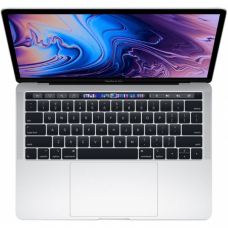 Apple MacBook Pro 13 256GB Touch Bar (MV992 - Mid 2019) Silver (четыре порта Thunderbolt 3)